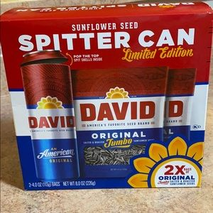 Limited Edition Spitter Can      NIB